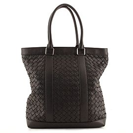 Bottega Veneta Maxi Weave Tote Bag Intrecciato Nappa Large