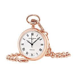Frederique Constant FC700MC6PW4 45mm Mens Pocket Watch