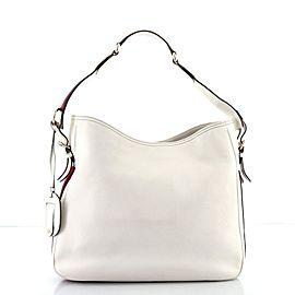 Gucci Heritage Web Hobo Leather Medium