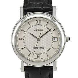 GUCCI Limited edition 7400 Silver Dial Date Automatic Men's Watch