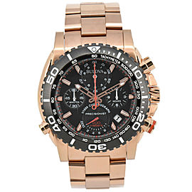 BULOVA Precisionist 98B213 Chronograph Quartz Men's Watch