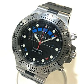 BVLGARI SD40S Diagono Scuba Professional Watch