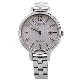 Citizen Eco-Drive Women's Chandler Stainless Steel Watch