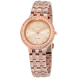 Citizen Silhouette FE2083-58Q 31mm Womens Watch