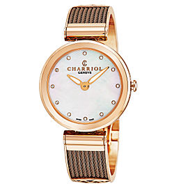 Charriol 32mm Womens Watch