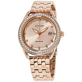 Citizen LTR FE6113-57X 37mm Womens Watch