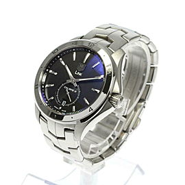 TAG HEUER Stainless Steel/Stainless Steel Link Calibre Watch RCB-90