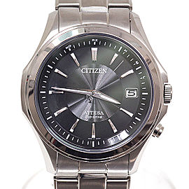 Citizen Attesa ATD53-2973 Titanium Quartz 42mm Mens Watch