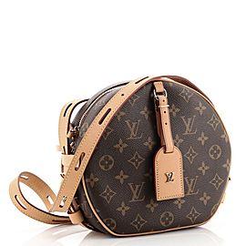 Louis Vuitton Petite Boite Chapeau Bag Monogram Canvas