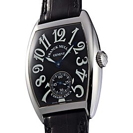 Frank Muller Casablanca 7500 S6 Stainless Steel Mens Watch