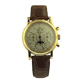 Patek Philippe Perpetual Calendar Chronograph 3970 EJ
