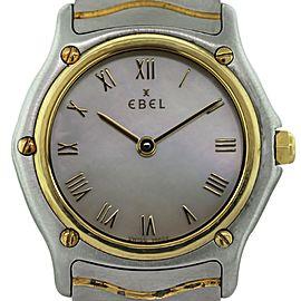 Ebel Wave Womens 26mm Watch