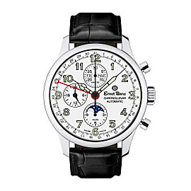 Ernst Benz ChronoLunar GC40312 A Mens 44mm Watch