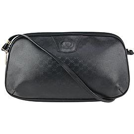 Gucci Black GG Crossbody Bag 188ggs712