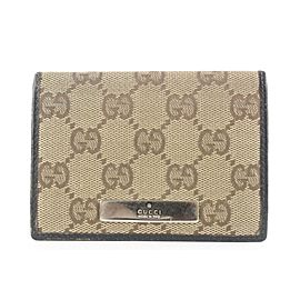 Gucci Monogram GG Card Holder Wallet case 161ggs25