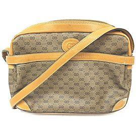 Gucci Monogram Micro GG Crossbody Bag 862795