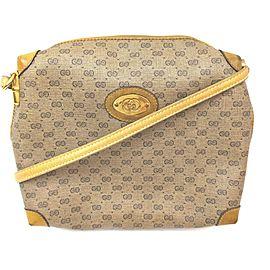 Gucci Micro GG Mini Crossbody Pouch Bag 863149