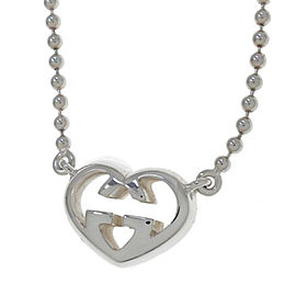 Gucci 925 Sterling Silver Necklace