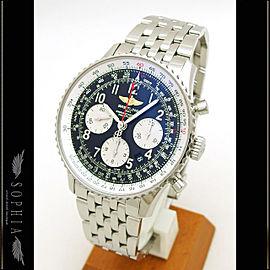 Breitling Navitimer A022B02NP 43mm Mens Watch