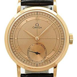 Omega Renaissance 5950.30.03 36mm Mens Watch