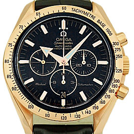 Omega Speedmaster Broad Arrow Michael Schumacher 3659-50-31 Mens 42mm Watch
