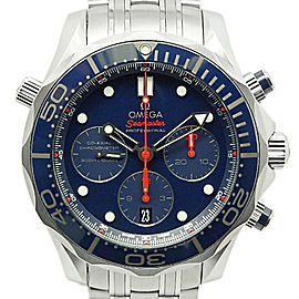 Omega Seamaster Pro Diver 300 Professional 212-30-44-50-03-001 Mens 44mm Watch