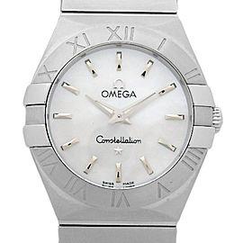 Omega Constellation 123.10.27.60.05.001 27mm Womens Watch