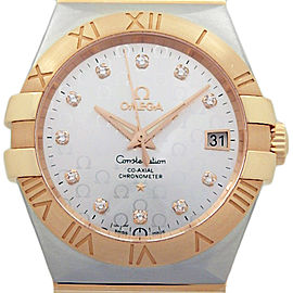 Omega Constellation 123.20.35.20.52.001 35mm Mens Watch