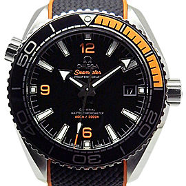 Omega Seamaster 600 Planet Ocean Master 215-32-44-21-01-001 Mens 43.5mm Watch