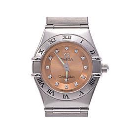 Omega Constellation 1564.65 Womens 22mm Watch