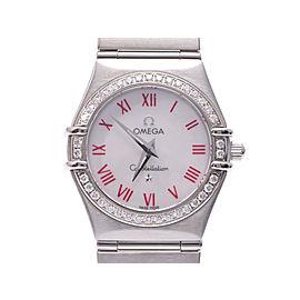 Omega Constellation 1476.63 Womens 24mm Watch