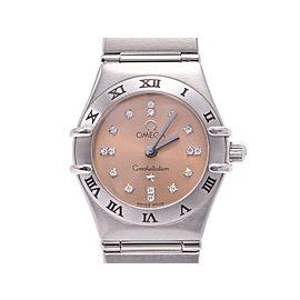 Omega Constellation 1564.66 21mm Womens Watch