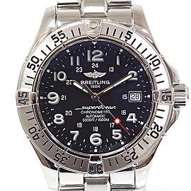 Breitling Superocean A17360 41mm Mens Watch