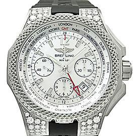 Breitling Bentley EB0433 / E039A00MRE 45mm Mens Watch