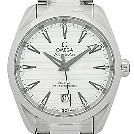Omega Seamaster Aqua Terra 220.10.38.20.02.001 38mm Mens Watch