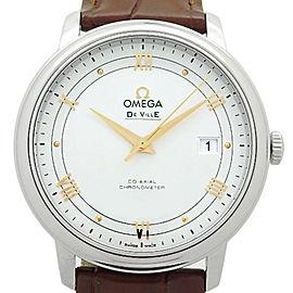Omega De Ville 424.13.40.20.02.002 39.5mm Mens Watch
