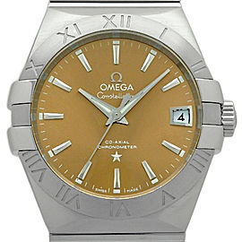 Omega Constellation 123.10.38.21.10.001 38mm Mens Watch