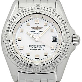 Breitling Calistino LA72345 29mm Womens Watch