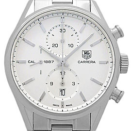 Tag Heuer Carrera CAR2111.BA0720 41mm Mens Watch
