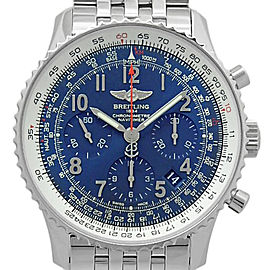 Breitling Navitimer AB0210 / S022C20NP 43mm Mens Watch