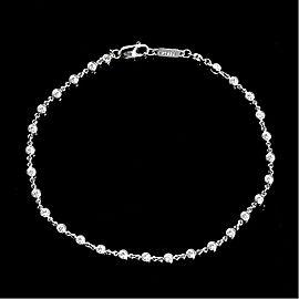 Tiffany & Co. 950 Platinum with Diamond Bracelet