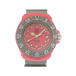 Tag Heuer Formula 1 360.508 28mm Womens Watch