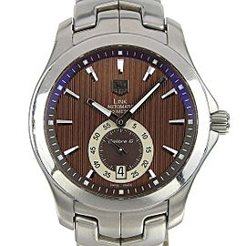 Tag Heuer Link WJF211C 40mm Mens Watch