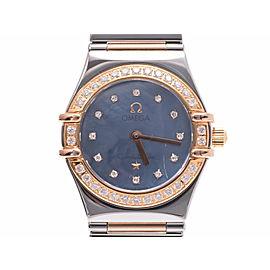 Omega Constellation 1357.77 23mm Womens Watch