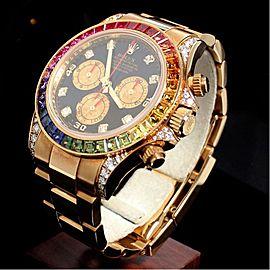 Rolex Daytona 116598 40mm Mens Watch