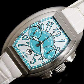 Frank Muller Conquistador 8005CC 40mm Mens Watch