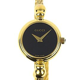 Gucci BLACK Quartz 20mm Womens Watch