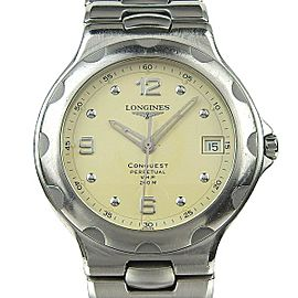 Longines Conquest 37mm Womens Watch