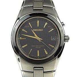 Seiko 7B24-0AD0 39mm Mens Watch