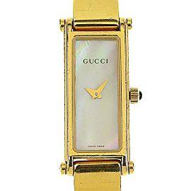 Gucci 1500L 12mm Womens Watch